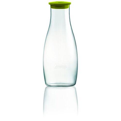 Retap Karaffe - 1,2l Tisch Karaffe hellgrün