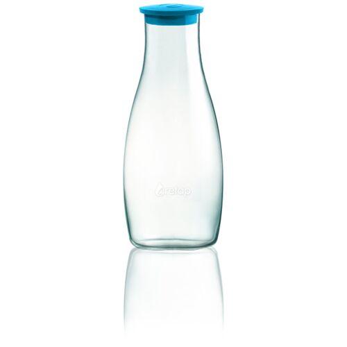 Retap Karaffe - 1,2l Tisch Karaffe hellblau