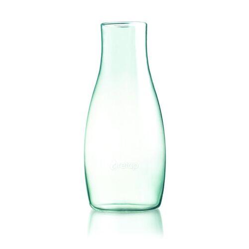 Retap Karaffe - 1,2l Tisch Karaffe eiche (nicht auslaufsicher)