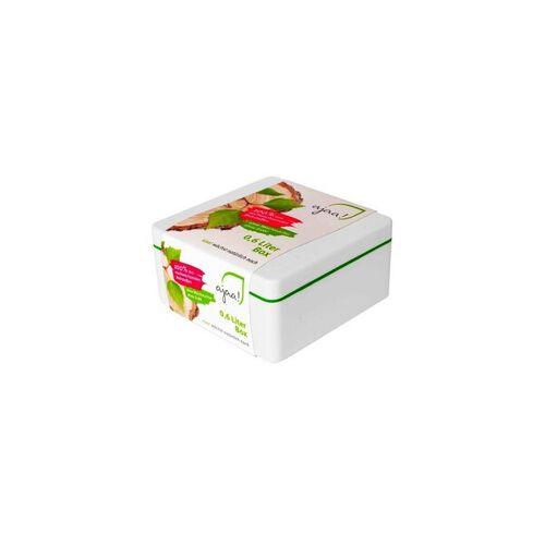 ajaa Quadratische Aufbewahrungsbox 0,6 l lime