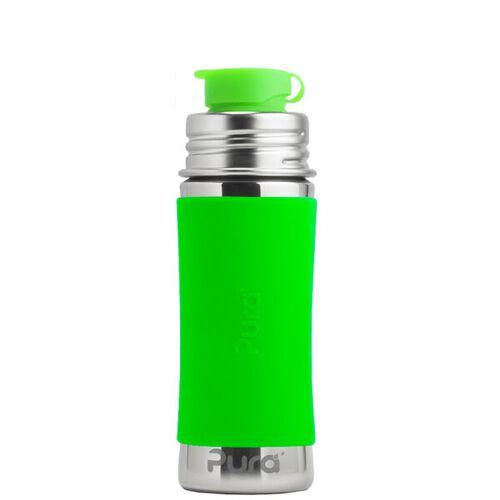 Purakiki Sportflasche 300ml grün