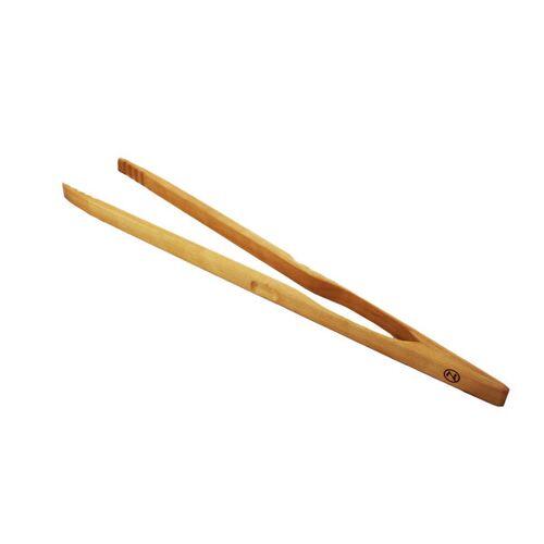 Mitienda Shop Grillzange Zetzsche Aus Holz   Ergonomisch Geformter Griff  60 cm