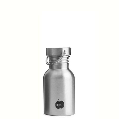 Brotzeit Trinkflasche Steel steel 350 ml