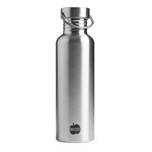 Brotzeit Trinkflasche Steel steel 750 ml