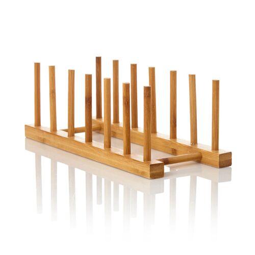 Bambuswald Abtropfgestell Für Geschirr 100% Bambus bambus groß