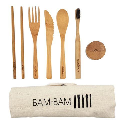 "Cookut Besteckset ""Bam Bam"" Aus Bambus bambus"