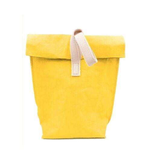heyholi Lunchbag, Pausenbrot Tüte Aus Wasserfestem Papier Isoliert gelb