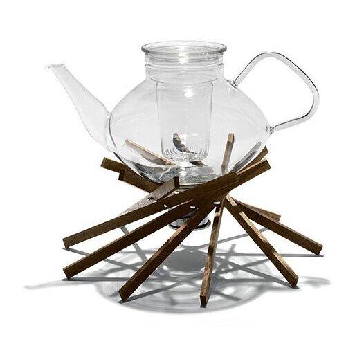 4betterdays Untersetzer Für Teekanne Mit Teelicht - 'Teapot Warmer'