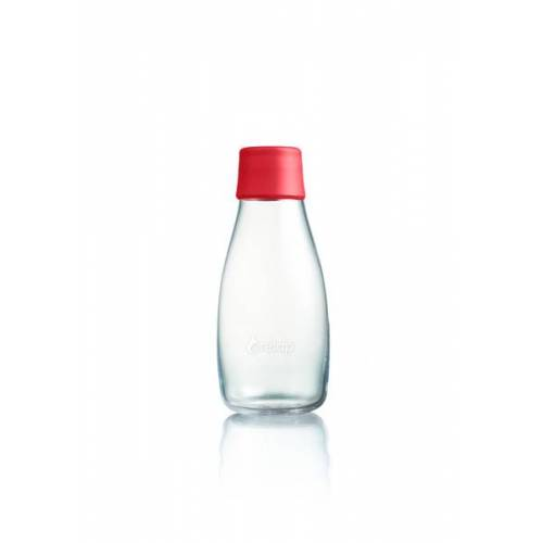 Retap Bottle - 0,3l Trinkflasche rot