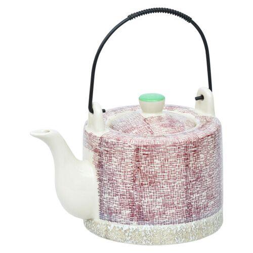 TRANQUILLO Teekanne Japanese Aus Steinzeug 600 Ml