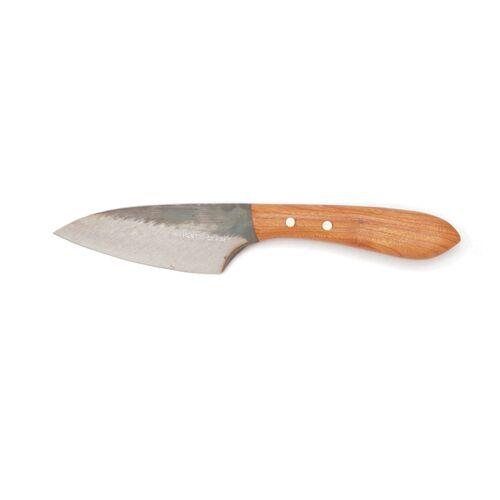 """Wild.Woodz.Sharp.Knives Küchenmesser """"Vay"""" , Ulme, Ca 6cm Klingenlänge"""