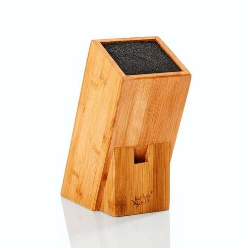 Bambuswald Universal Messerblock / Messerhalter Aus 100% Bambus bambus