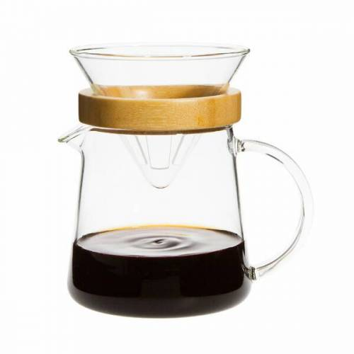 Trendglas Jena Pour Over For Two La 0,5 l