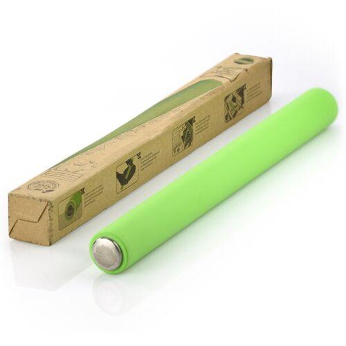 Treebox Teigrolle Aus Silikon Und Edelstahl – Das Moderne Nudelholz Ohne Griffe mint (grün)