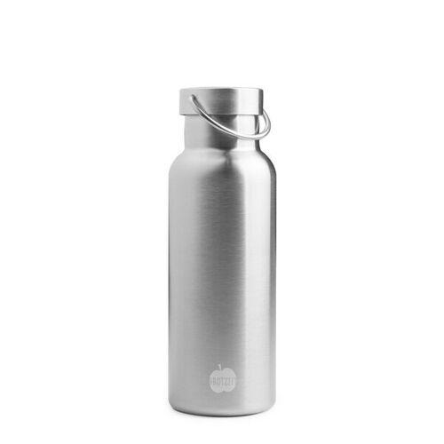 Brotzeit Isolierte Trinkflasche Aus Edelstahl 500 Ml