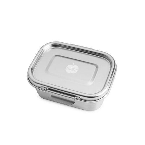 """Brotzeit Auslaufsichere Lunchbox """"Buddy"""" Aus Edelstahl, 550 Ml"""