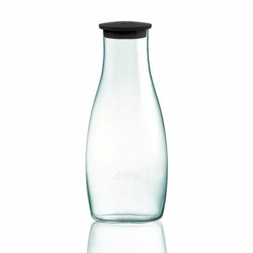 Retap Karaffe - 1,2l Tisch Karaffe schwarz
