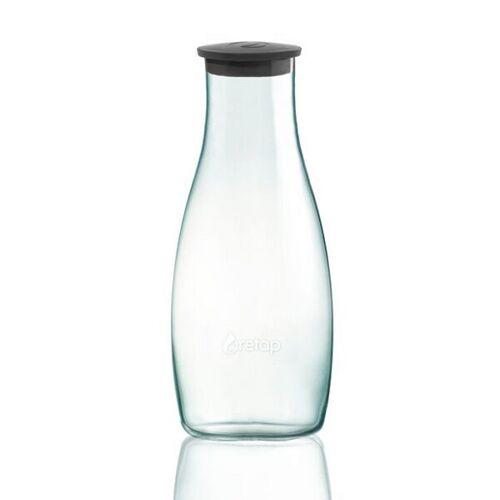 Retap Karaffe - 1,2l Tisch Karaffe grau