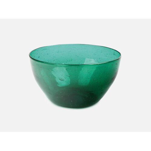 FOLKDAYS Glasschale Klein grün