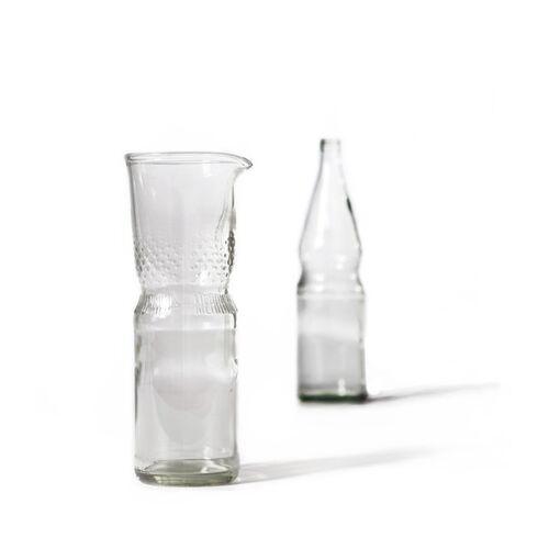 SAMESAME Upcycling Wasserkaraffe Aus Mineralwasserflasche