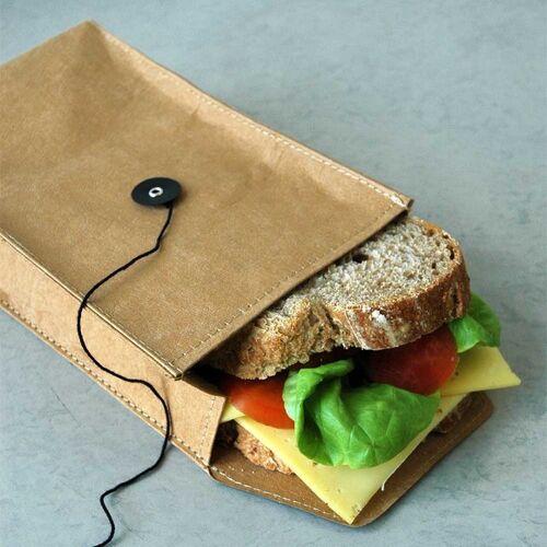 Zuperzozial Lunchbag  medium l 13 x b 7 x h 21 cm