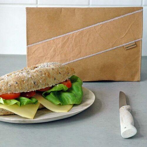 Zuperzozial Lunchbag  large l 26 x b 10 x h 16 cm