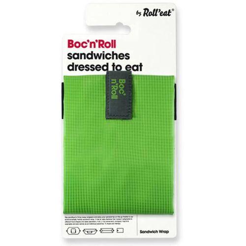 Roll´eat Roll Sandwich Tasche grün