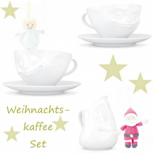 FIFTYEIGHT PRODUCTS Fiftyeight Porzellan Kaffeeset