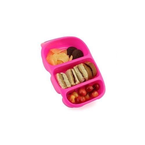 Goodbyn Lunchbox Mit Unterteilung Und Griff pink