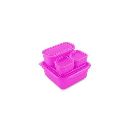 Goodbyn Portions Lunchbox Set pink
