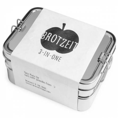 Brotzeit Lunchbox 3 In 1