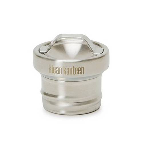 Klean Kanteen Edelstahl Deckel Für Klean Kanteen Classic Flaschen (H 67mm; Ø 53mm)