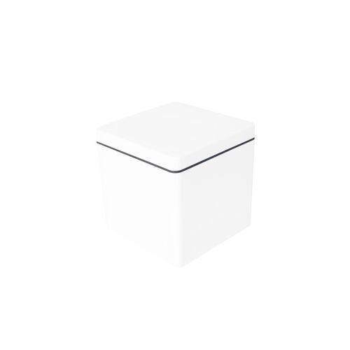 ajaa Die Quadratische Aufbewahrungsbox 1,4 l cool gray