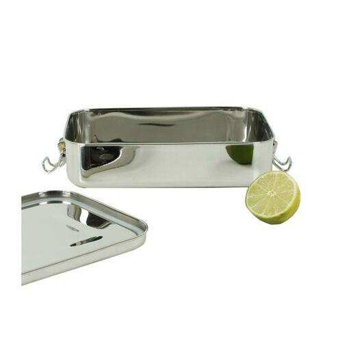 A Slice of Green Edelstahl Lunchbox Auslaufsicher - Yanam