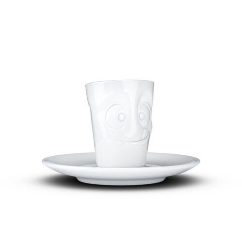 FIFTYEIGHT PRODUCTS Espresso Tasse Mit Henkel 80ml - Lecker