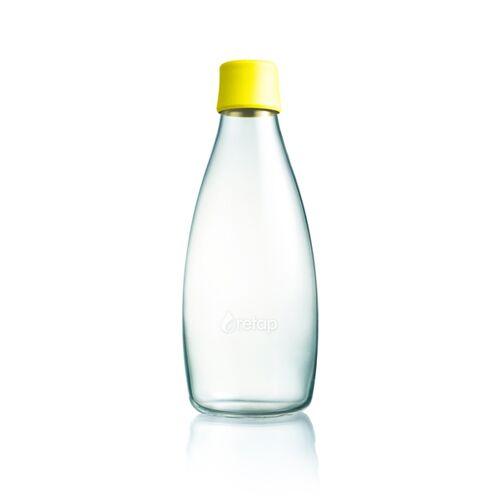 Retap Bottle - 0,8l Trinkflasche gelb