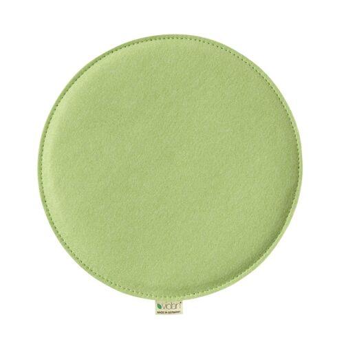 Metz Stylische Sitzkissen Violan Circle 39 Cm lime