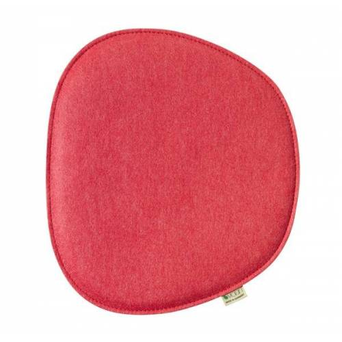 "Metz Sitzkissen ""Eames Side Chair"" 40,5cm x 36,5cm pink"