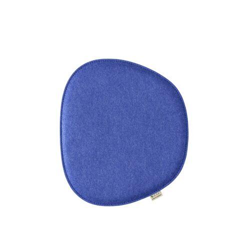 """Metz Sitzkissen """"Eames Side Chair"""" 40,5cm x 36,5cm dark/blue"""