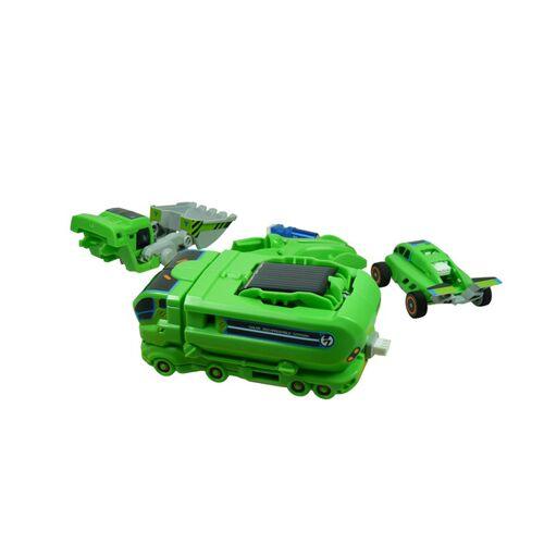 PowerPlus Butterfly 6 In 1 Solar Hybrid Spielzeug