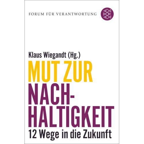 Fischer Verlag Mut Zur Nachhaltigkeit