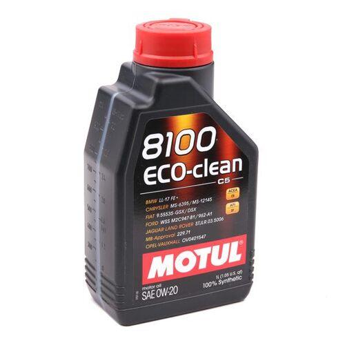 MOTUL Motoröl 8100 ECO-CLEAN 0W20 108813