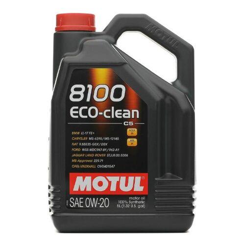 MOTUL Motoröl 8100 ECO-CLEAN 0W20 108862