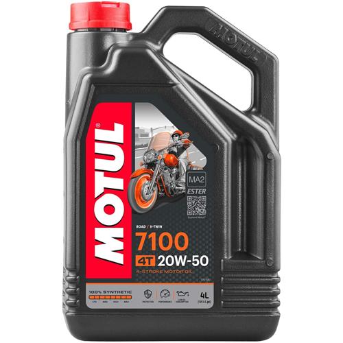 MOTUL Motoröl 7100 20W50 4T 109387