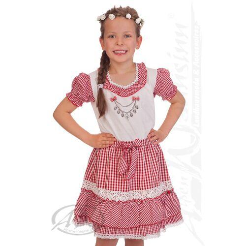 M.St�tzle M.Stützle Mädchen Rock - TINCHEN, Rot, 116