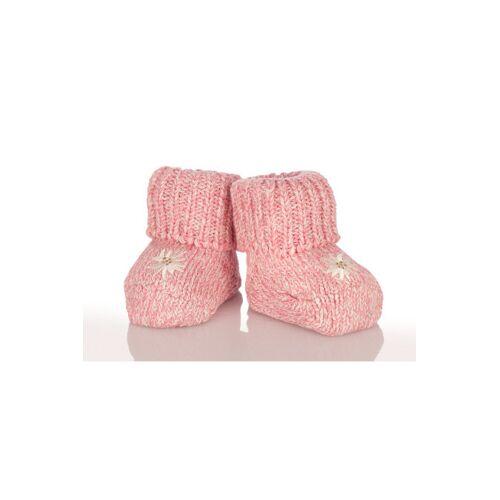 Alpensocks Trachten Baby Socken - BABY, Rosa, One size