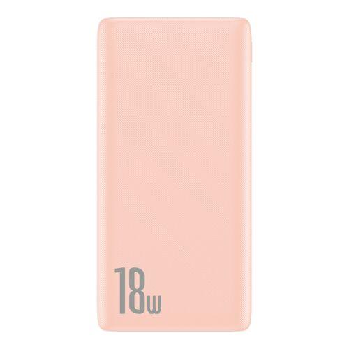 Baseus Bipow Powerbank PD+QC 10000mAh 18W Pink