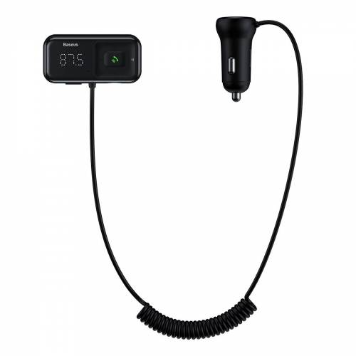 T typed S-16 wireless MP3 car charger