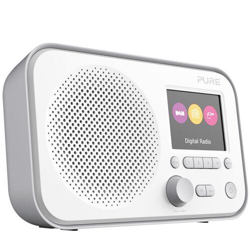Pure Elan E3 tragbares DAB+ Radio, Grau