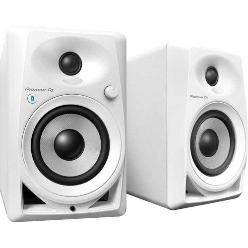 Pioneer DJ DM-40BT 4'' Monitor Speakers BT White